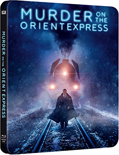 Asesinato En El Orient Express Blu-Ray Steelbook [Blu-ray]