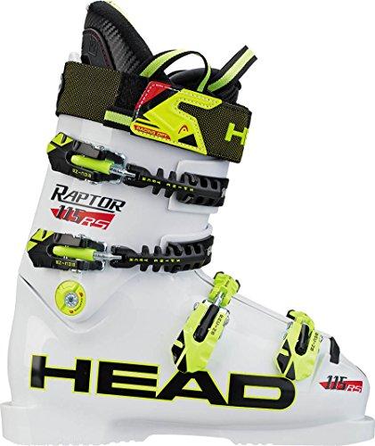 HEAD Herren Skischuhe weiß 27 (Racing Herren-ski-stiefel)