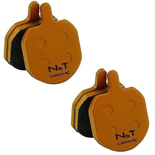 2x Noah and Theo nt-bp008/CR ceramica Freno a disco PASTIGLIE PER HAYES so1e, Sole, MX-2, mx-2xc, MX-3, MX-4, MX-5, mx-expert, GX-C , GCX , Gx-2, CX Pro, CX EXPERT E CX comp.
