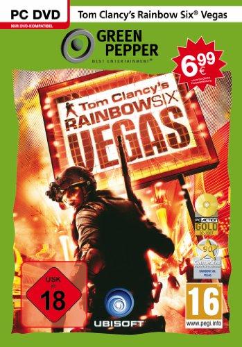 Tom Clancy's Rainbow Six Vegas [Green Pepper] Pepper Las Vegas