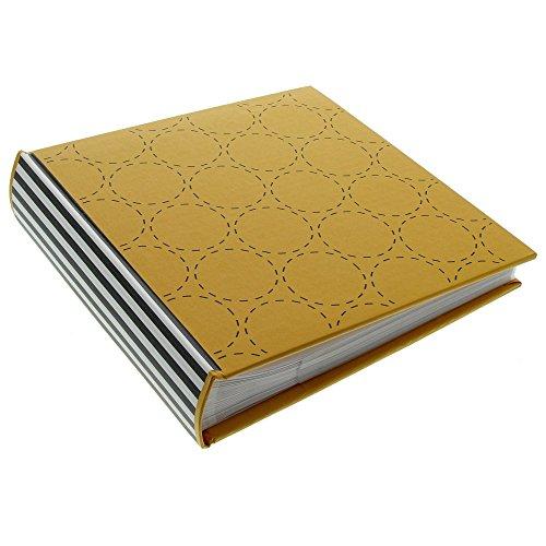Goldbuch Einsteckalbum, Off-line, 22,5 x 22,5 cm, Für 200 Fotos im Format 10 x 15 cm, Kunstdruck,...