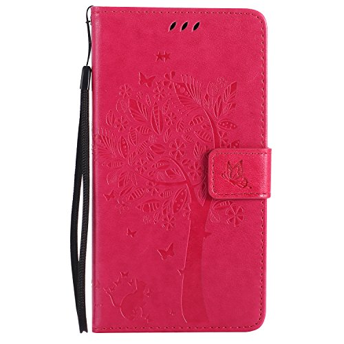 Preisvergleich Produktbild LG V20 Hülle, LG V20 Case, MT MALL PU Leder Case Schutzhülle Tasche Hülle Schale Hülle Handytasche Backcover Buchstil Klapptasche in Lederoptik Skin Etui Flip Cover
