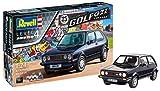 Revell Modellbausatz 05694 Volkswagen VW Golf GTI, Autobausatz im Maßstab 1:24...