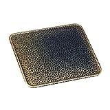 Bodenblech Bodenplatte Kaminplatte Funkenschutzplatte 50x60cm Altmessing