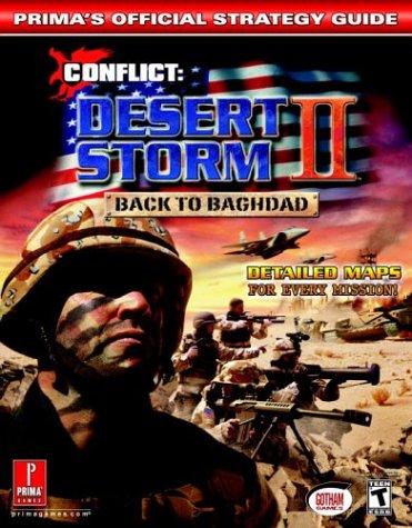 Conflict: Desert Storm II -- Back to Baghdad: Prima's Official