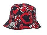 47 Brand NHL Eishockey MLB Baseball Cap Kappe Hut (Artikel Nr. 91-105) (MLB - Cleveland Indians - Nr. 94)