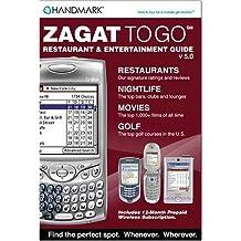 Zagat to Go V5.0: Restaurant & Entertainment Guide (Zagat Guides)