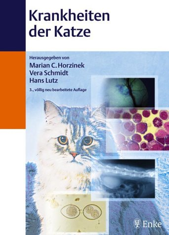 Krankheiten der Katze. par Stefan Krankenhagen