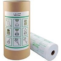 LILNAP - Ricarica Mangiapannolini Multistrato leggermente Profumata con Trattamento Antiodore EVOH compatibile con…