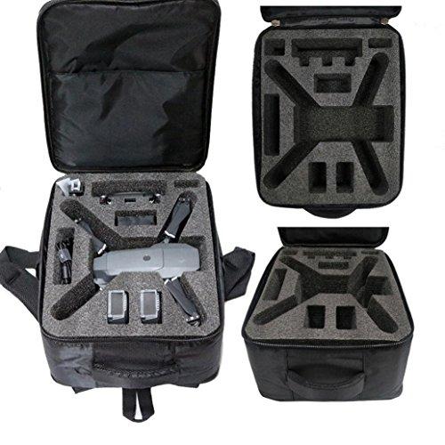 Preisvergleich Produktbild Omiky® Mode 2017 leichte Rucksack Schulter tragen Tasche Fall für DJI Mavic PRO Drone Zubehör schwarz
