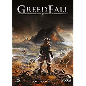 Greedfall Standard  | PC Code – Steam