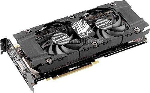 Inno3D N1070-1SDN-P5DN scheda video GeForce GTX 1070 8 GB GDDR5