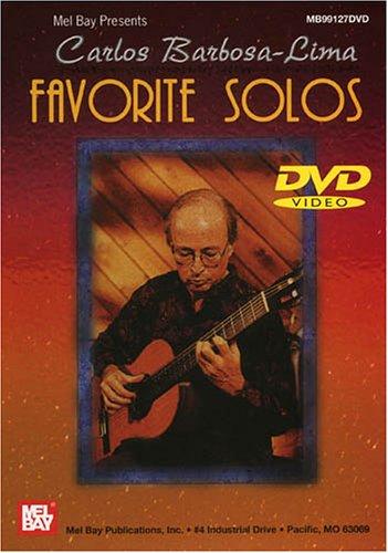 FAVORITE SOLOS REINO UNIDO DVD