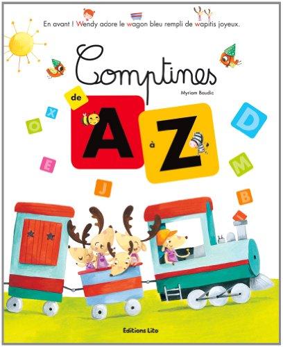 Comptines de A a Z - De 2 à 5 ans