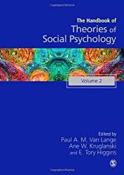 Handbook of Theories of Social Psychology 2 (Sage Social Psychology Program)