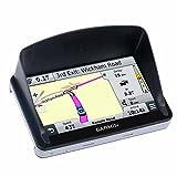 GPS Sunshade Sonnenblende Sonnenschutz für Garmin nüvi 2599 LMT-D Navigationsgerät 12,7cm (5 Zoll)