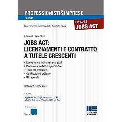 Jobs Act: Licenziamenti E Contratto A Tutele Crescenti