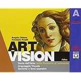 Art vision. Vol. A-B-Artlab. Con e-book. Con espansione online. Per la Scuola media