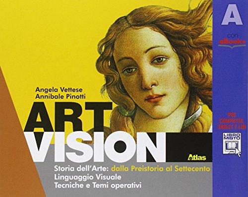 Art vision. Vol. A-B-Artlab. Per la Scuola media. Con e-book. Con espansione online