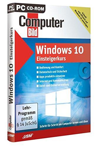 Preisvergleich Produktbild ComputerBild Windows 10 Einsteigerkurs
