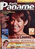 Telecharger Livres PARIS PANAME N 1450 du 09 06 2008 EMMA DE CAUNES VIE PRATIQUE EMPLOI DOMICILIATION AUTO MOTO IMMOBILIER HOROSCOPE CONTACT (PDF,EPUB,MOBI) gratuits en Francaise
