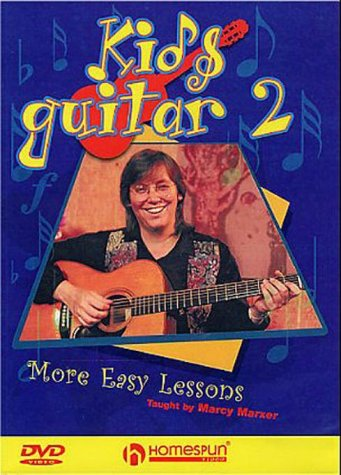 Mary Marxer - Kids' Guitar - Vol. 2 [2000] [DVD]
