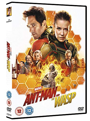 Ant-Man and the Wasp [DVD] [2018]