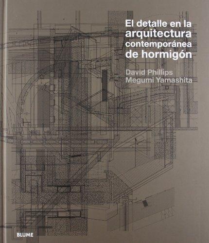 El detalle en la arquitectura contemporánea de hormigón por David Phillips