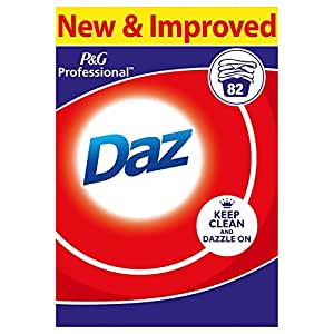 Daz Regular Washing Powder 82 Washes 5.3kg