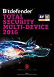 Bitdefender Total Security Multi Device 2016 - 3 postes - 2 ans [Téléchargement PC/Mac/Android]