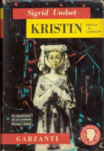 Kristin figlia di Lavrans - La ghirlanda Kristin Lavransdatter
