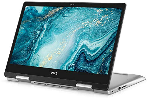 Dell Inspiron 5482 i3 14 inch IPS SSD Convertible Silver