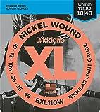 D'Addario EXL110W Set Corde Elettrica EXL