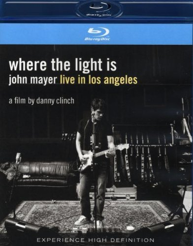Where the Light Is: John Mayer Live in Los Angeles [Blu-ray] (In John La Mayer Live)