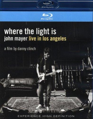 Where the Light Is: John Mayer Live in Los Angeles [Blu-ray] (Live John Mayer La In)