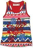 Desigual TS_aranja Camiseta, Rojo 3092, 128 (Talla del Fabricante: 7/8) para Niñas