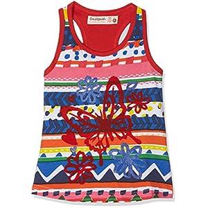 Desigual TS_aranja Camiseta para Niñas