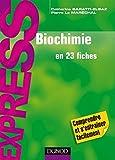 Image de Biochimie : En 23 fiches (Express)