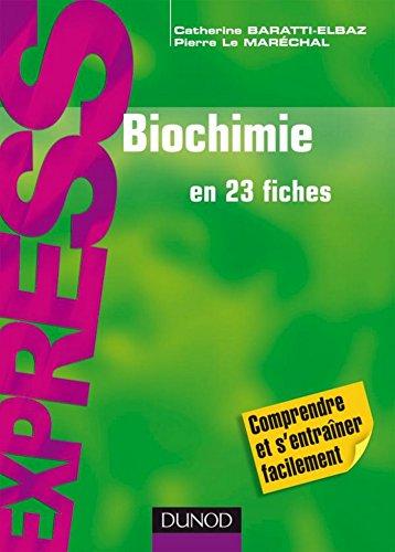 Biochimie : En 23 fiches (Express)
