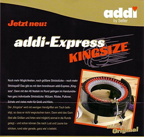 Addi 890-2 Express Kingsize Turbostricken