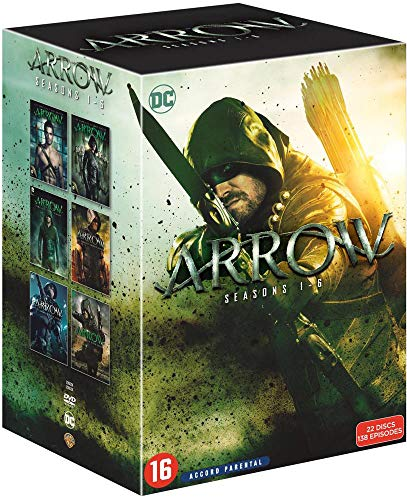 Arrow - Saisons 1 - 6