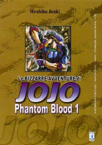 Phantom blood: 1