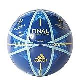 adidas Finale Milano Society Fußbälle, Blau, 5, AC5489