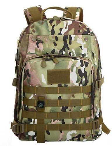 ZQ 10 L Rucksack Wasserdicht Hellgolden / Armeegrün Leinwand acu color