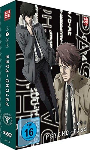 Psycho-Pass - Vol. 2 [2 DVDs]