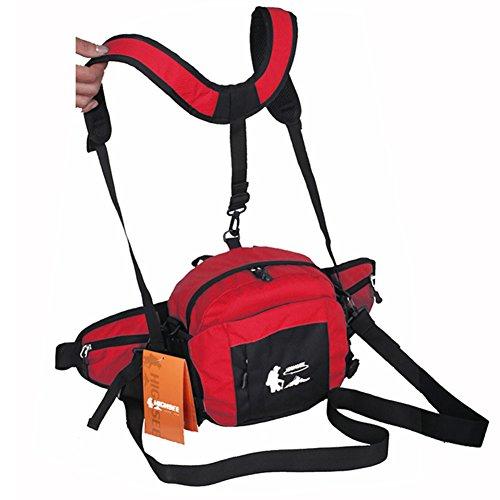 Outdoor Mehrzweck Sporttasche/ laufende Umhängetasche/ Reiten Outdoor-Tasche D