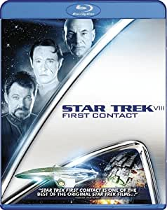 Star Trek VIII: First Contact [Blu-ray] [Import anglais]