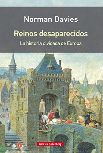 Reinos desaparecidos (Historia) por Norman Davis