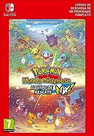 Pokémon Mundo misterioso: equipo de rescate DX Estándar | Nintendo Switch - Código de descarga