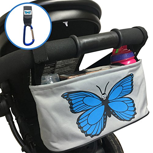stroller-organiser-pram-buggy-bag-with-lid-universal-fit-for-baby-strollers-pushchair-or-buggies-inc